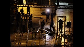 Raw: Israel Removes Metal Detectors From Shrine
