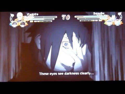 Naruto Shippuden: Ultimate Ninja Storm 3 - EMS Sasuke Movesest