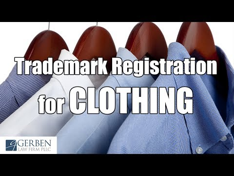 Trademark Registration for Clothing