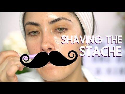 The SKIN Series: Face Shaving for Women UPDATE + Q&A | Melissa Alatorre