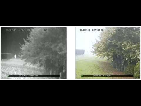 Thermal Imaging Camera: operating through fog