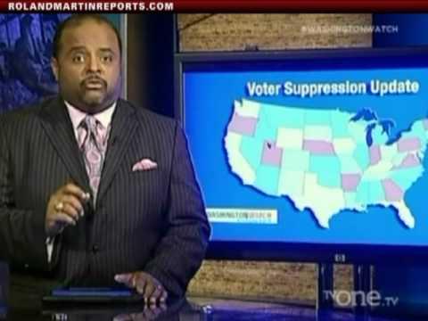 Washington Watch Voter Suppression Update: Ohio, Florida, Texas And Pennsylvania