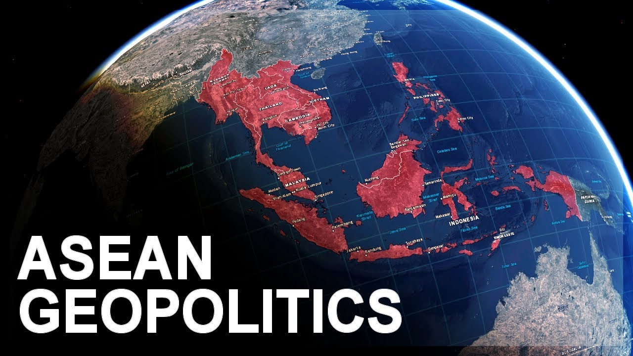 Geopolitics of Southeast Asia