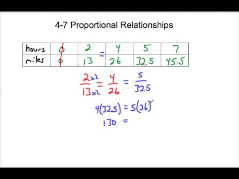 7th grade 4-7 Proportional Relationships.mp4