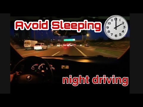 Don't sleep while driving - avoid (Tamil)