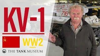 Tank Chats #62 KV-1 | The Tank Museum