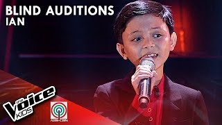 Buwan by Ian Prelligera | The Voice Kids Philippines Blind Auditions 2019