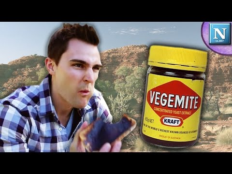 Australia Accent Challenge: Learn or Eat Vegemite