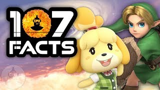 107 Super Smash Bros. Ultimate Facts YOU Should Know   The Leaderboard