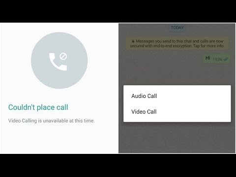 How To Activate WhatsApp Video Calling Feature 2016 in hindi