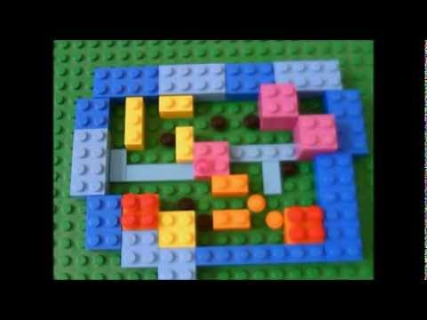 Lego Cell Project