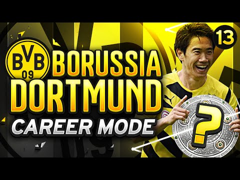 FIFA 16 Dortmund Career Mode - SEASON FINALE! CLOSEST TITLE RACE!  - Season 1 Episode 13