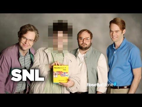 Rosetta Stone - Saturday Night Live