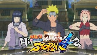 Naruto Shippuden Ultimate Ninja Storm 4 Ryona 2 - PakVim net