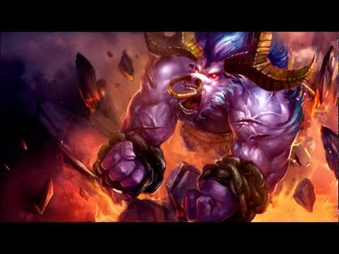"""This is my  """"League of Legends Champion Rocks"""