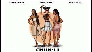 Nicki Minaj - Chun-Li (feat. Asian Doll, Young Devyn) (Remix) [MASHUP]