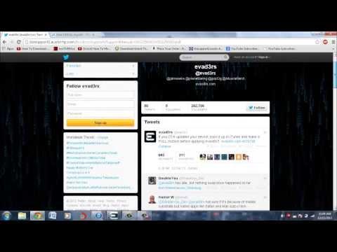 How To Jailbreak iOS 7 & Install Cydia With Evasi0n 7 - iPhone 5S, iPhone 5, iPhone 4S, iPad, iPod