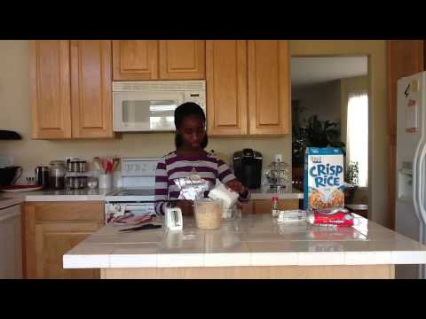 How to Make Rice Krispie Treats In Your Microwave