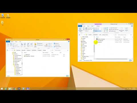 How to add a program to Startup under Windows