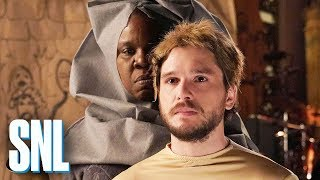 Download SNL Host Kit Harington Plays Out Leslie Jones' Game of Thrones Fantasy Video