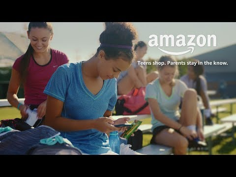 Amazon introduces a new way for teens to shop