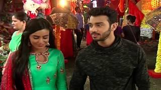 SWABHIMAAN | Naina & Karan's ROMANCE In Public | एक श्रृंगार स्वाभिमान