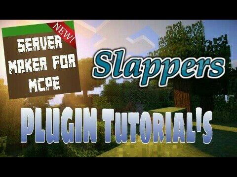 Slapper - Server Maker For MCPE