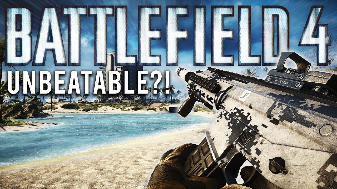 Battlefield 4 has not been beaten... Yet.