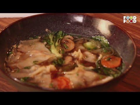 Oats Wanton Soup | Go Healthy | Chef Amrita Raichand | FoodFood