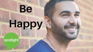 """be Happy"" - Practice English With Spotlight"
