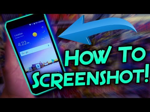 How To Screenshot On ZTE Blade X