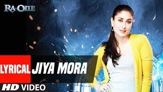 Jiya Mora With Lyrics   Ra.One   ShahRukh Khan, Kareena Kapoor