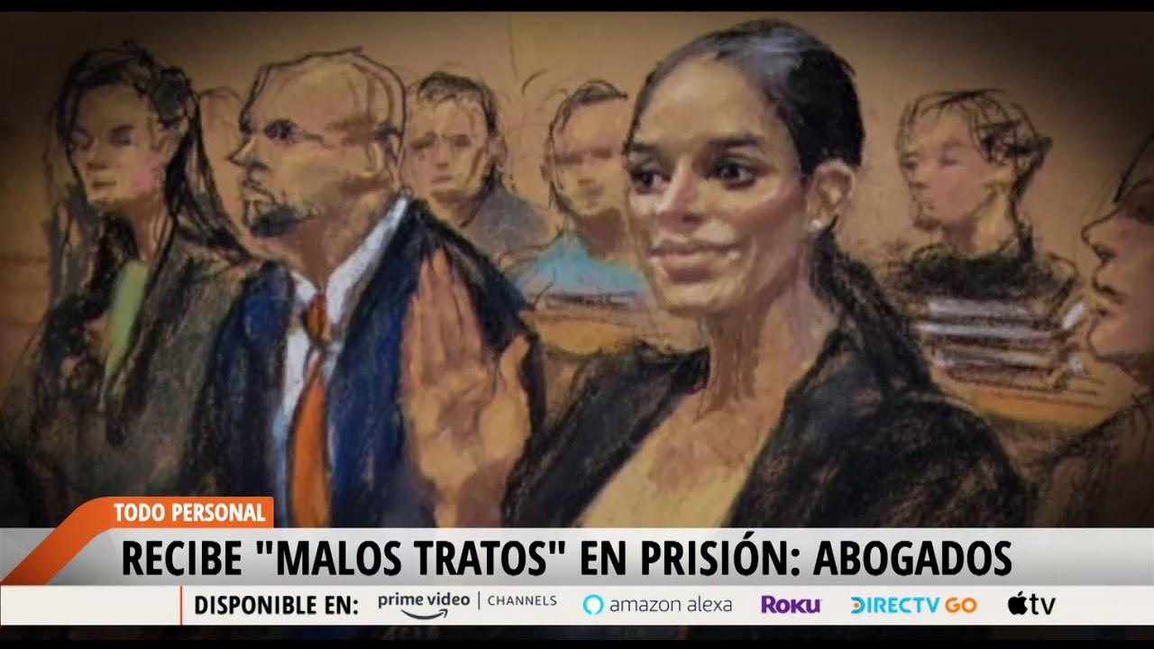 Emma Coronel se pudre en prisión: defensa   Todo Personal