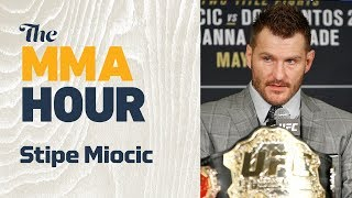 Stipe Miocic Aiming for Return in December or January, Would Have Fought Jon Jones