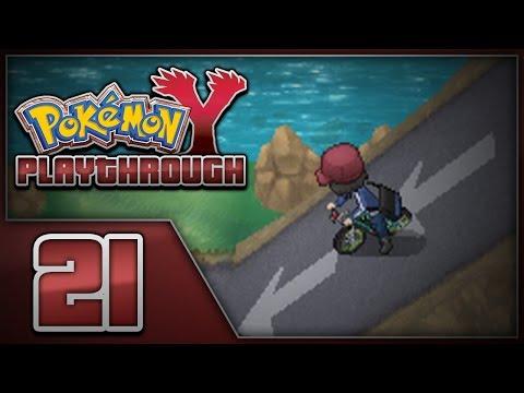Pokémon Y Playthrough - Episode 21 | Cyllage City