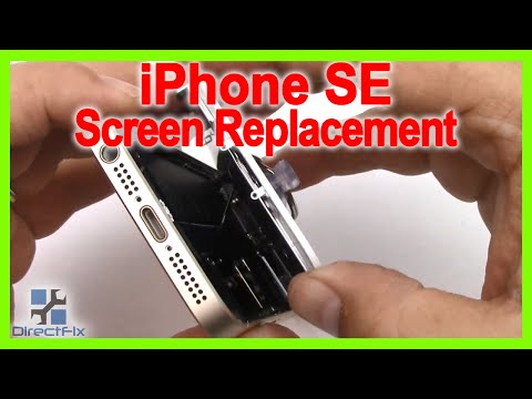 How to Replace iPhone SE Screen