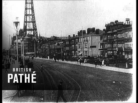 Blackpool Promenade (1900)