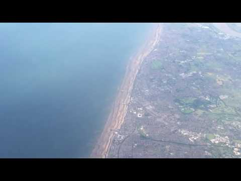 Blackpool and West Lancashire Aerial Views, England - 23rd June, 2016