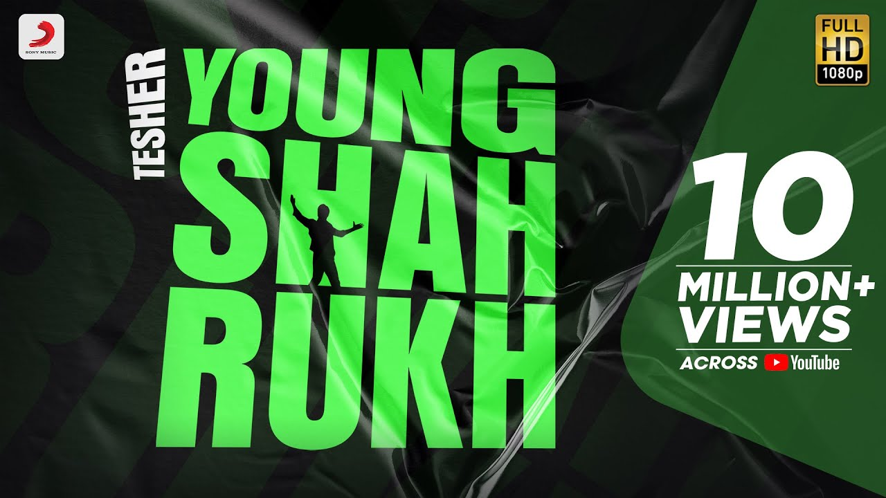 Young Shahrukh - Official | Tesher | Latest Viral Song