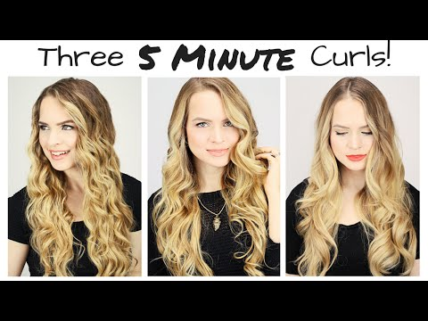 Three *5 Minute* Curls!