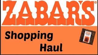 Download Zabar's New York Shopping Haul Video