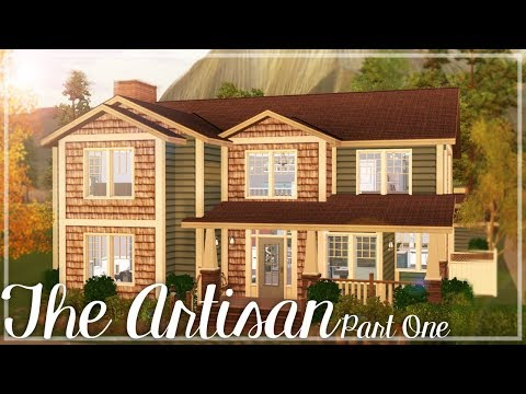 The Sims 3 | Build-n-Share Challenge | The Artisan: Part One