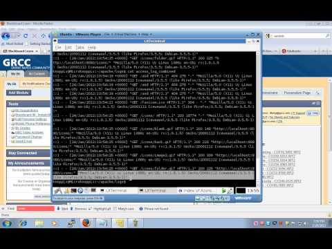 Web Server Admin: Lecture 7 Log Files CO246