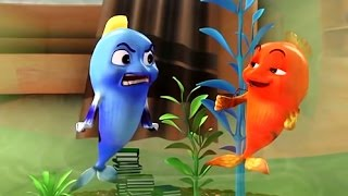 Fish for Kids Cartoon | Kids Cartoon 2016