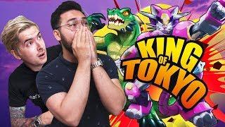 PETTY REVENGE SAGA • King of Tokyo Board Game