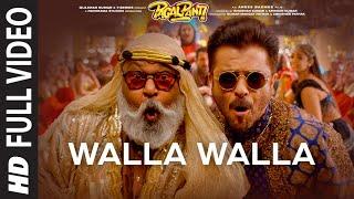 Full Video: Walla Walla | Pagalpanti | Anil K, John, Ileana, Kriti, Pulkit, Arshad, Urvashi, Saurabh