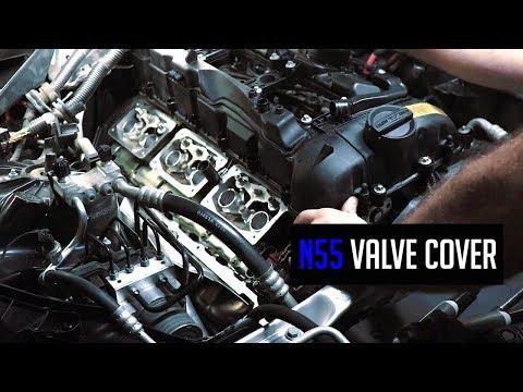 N55 Valve Cover Gasket DIY- BMW xDrive 35i F15
