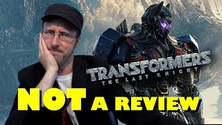 transformers the last knight nonreview