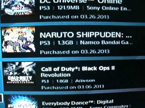PS3 GAMESHARE !!!! JUNE 2013 ( DESCRIPTION)