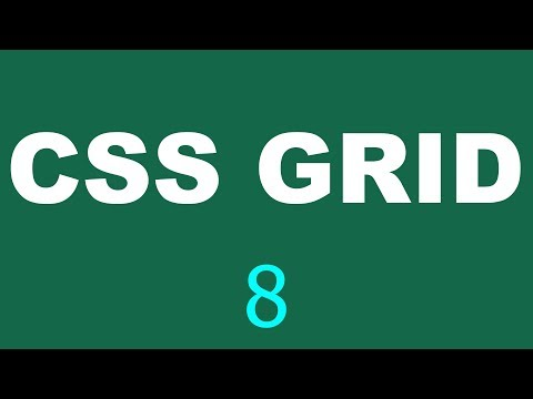 CSS Grid Tutorial - 8 - Nesting with images